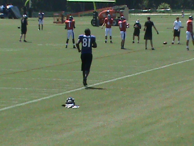 Boldin running sprints