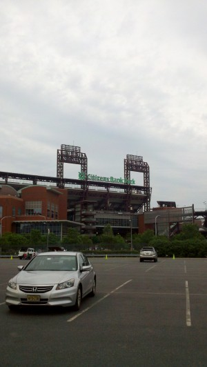 Citizens Bank Park in Philadelphia