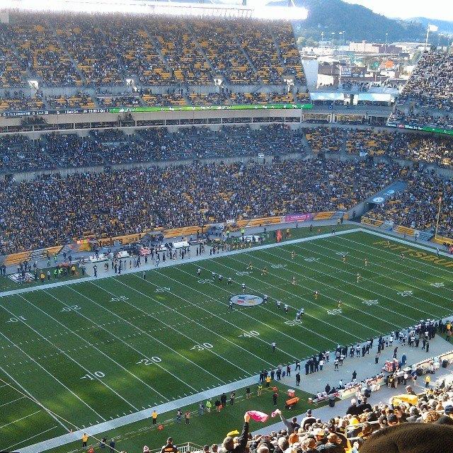 Ravens-Steelers 10-20-2013