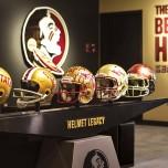 Seminole wall helmet
