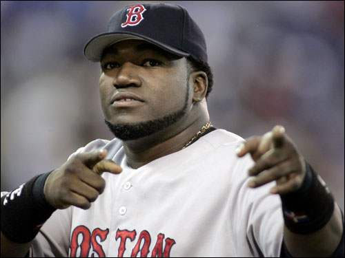 Big Papi Asks Yankees Fans For Standing Ovation Really