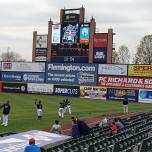 Somerset Patriots at TD Bank Ballpark (photo, Pete Lillo)