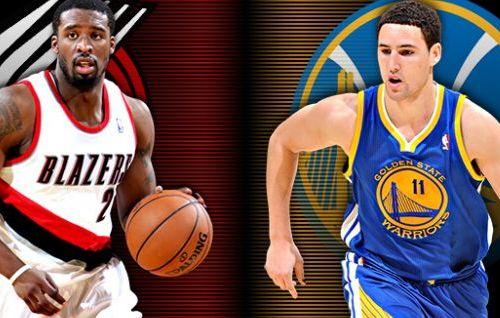 NBA Playoffs, Blazers/Warriors ( sportsreplaysblog.wordpress