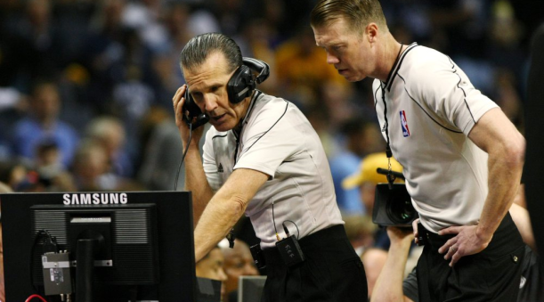 NBA Refs Are Under Fire For Missed Calls (photo,  ftw.usatoday.com)