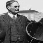 James Naismith (photo, tscpl.org)