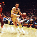 The NBA logo is based on Jerry West's play (nextimpulsesports.com)